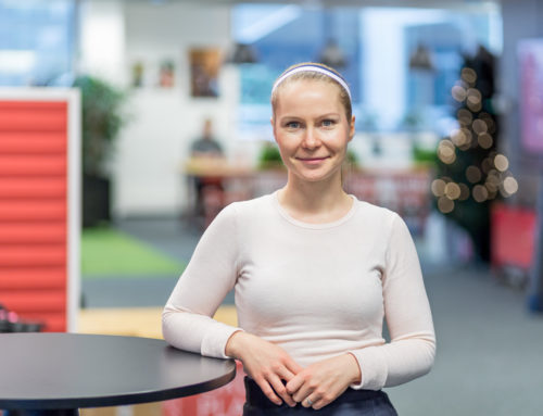 "Customer Story – Vincit Plc & Johanna Pystynen ""By playing to the heart of the matter quickly and efficiently"""