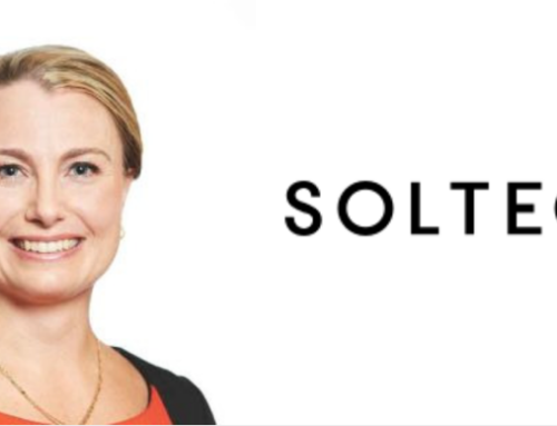 "Customer story, Maiju Niinivirta, Solteq. ""Improving everyday life as a common habit"""