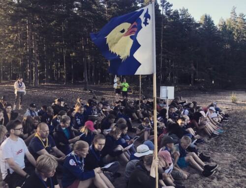 Asiakastarina: Olarin Eräkotkat – Wild Eagles ry